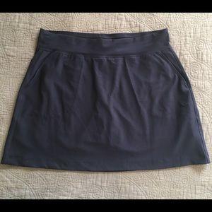 Nike Dri-Fit Navy Golf Skirt/ Skort Size XL